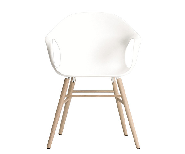 Kristalia Elephant wood stol