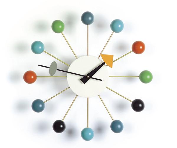 Vitra Ball Clock - Væg Ur