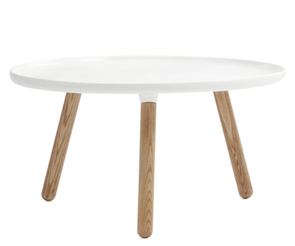 Normann Copenhagen Tablo - Large Hvid