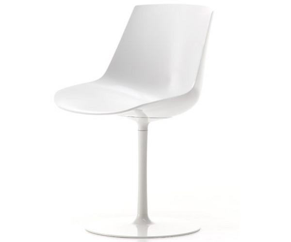 Mdf Italia Flow Chair m søjle