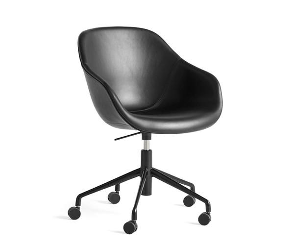 HAY About A Chair (AAC153) - Silk Læder