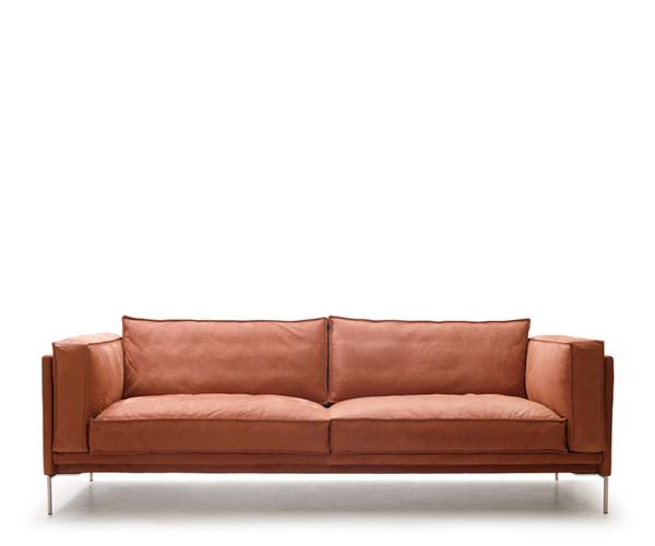 Juul 311 Sofa - Læder - L: 240cm
