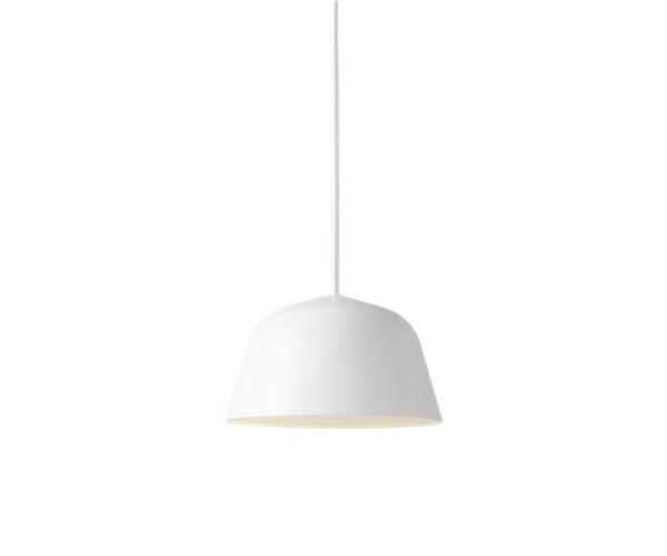 Muuto Ambit Pendel Lampe - X-Small - White