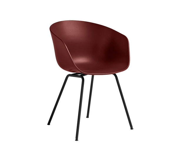 HAY About a chair aac26 brick krom