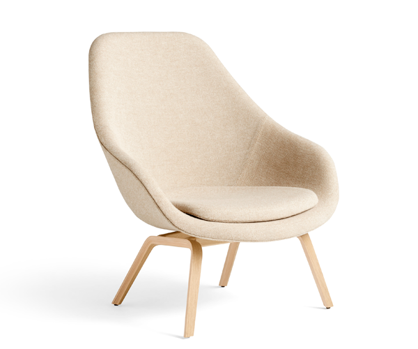 HAY About a Lounge Chair (AAL93) Hallingdal 220