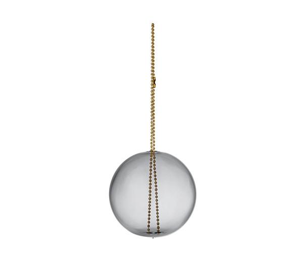 AYTM Monili Jule Ornament - Sort / Messing