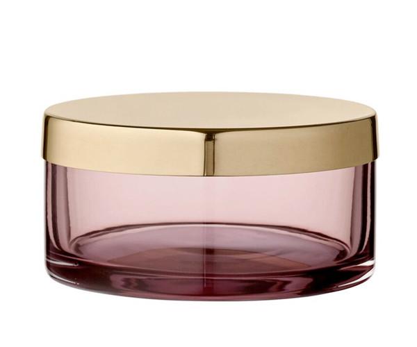 AYTM TOTA Cylinder Glass Jar - Small
