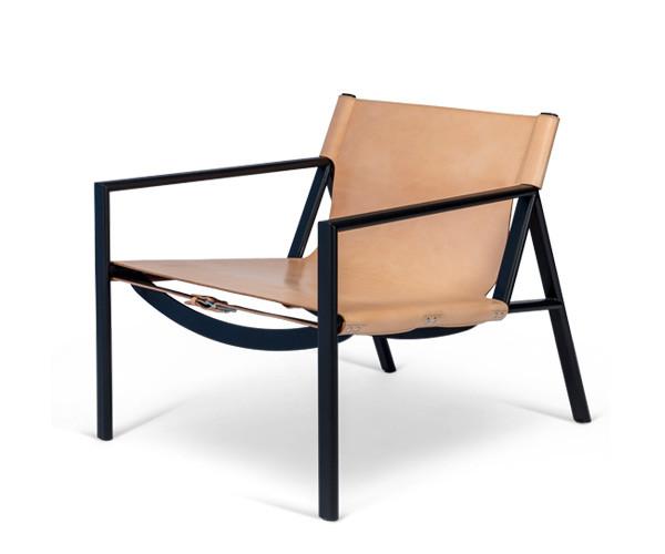 lounge stol Bent Hansen Tension Lounge Chair   Lænestole/Skamler   Stole lounge stol