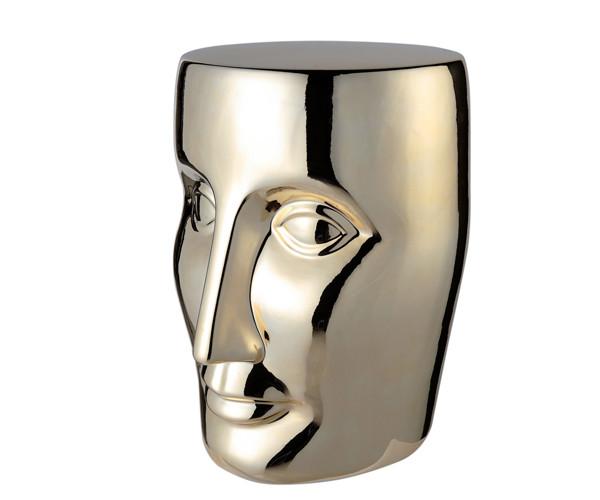 Xo-Design Bonce Skammel/Sidebord - Gold