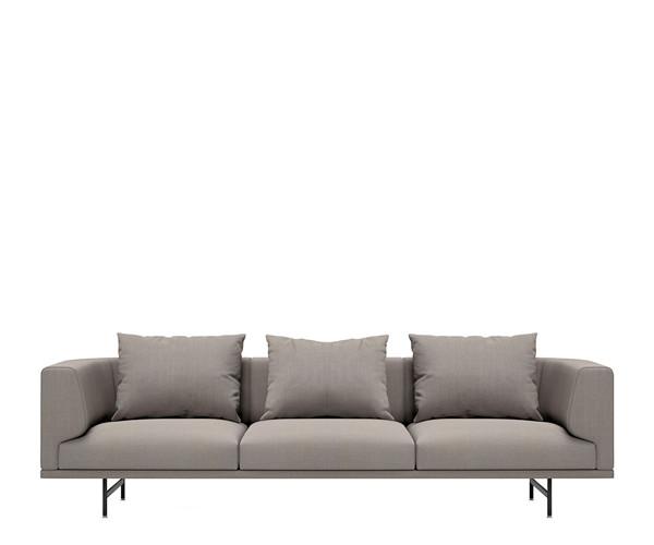 Vipp 632 Chimney sofa - 3 Personers - Steelcut Trio 253