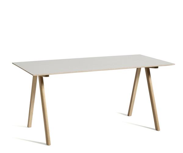HAY CPH10 Desk - Off White Linolium