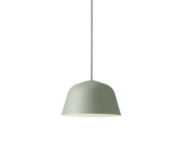Muuto Ambit Pendel Lampe - X-Small - Dusty Green