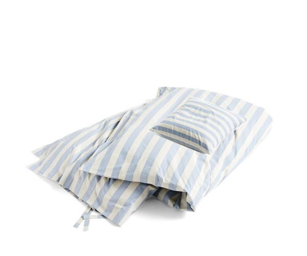 HAY Été sengesæt - light blue - 200x140cm
