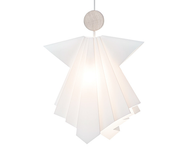 Le Klint Angel Uriel X-Large - Lys Eg