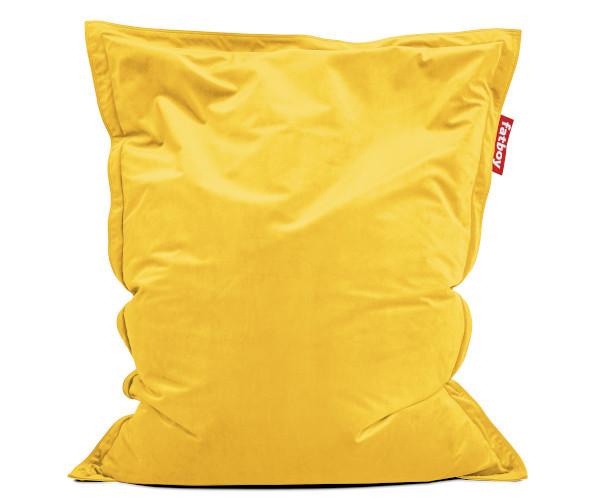 fatboy slim velvet maize yellow