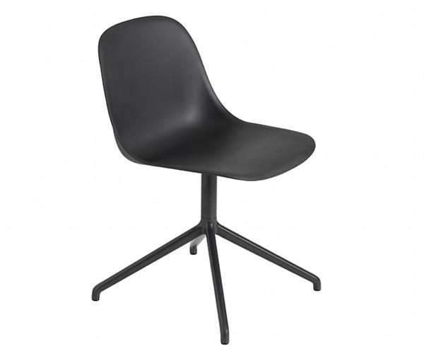 muuto fiber arm chair muuto stol uden armlæn