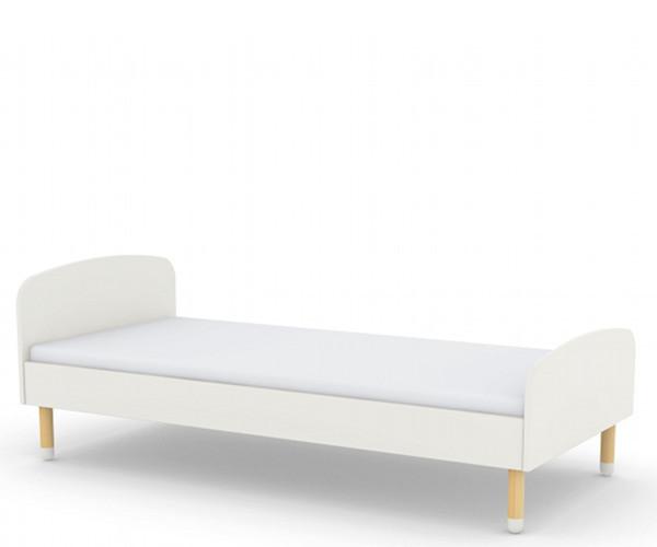 flexa Play seng hvid 190×90 cm Bornesenge SENGE
