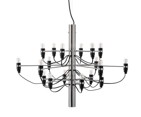 Flos 2097/18 Pendel - Krom - LED Version
