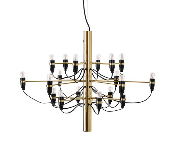 Flos 2097/18 Pendel - Messing - LED