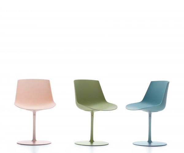 Mdf Italia Flow Chair Søjleben - Matt