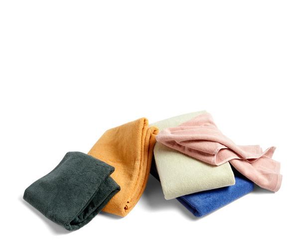 HAY Frotté Gæstehåndklæde