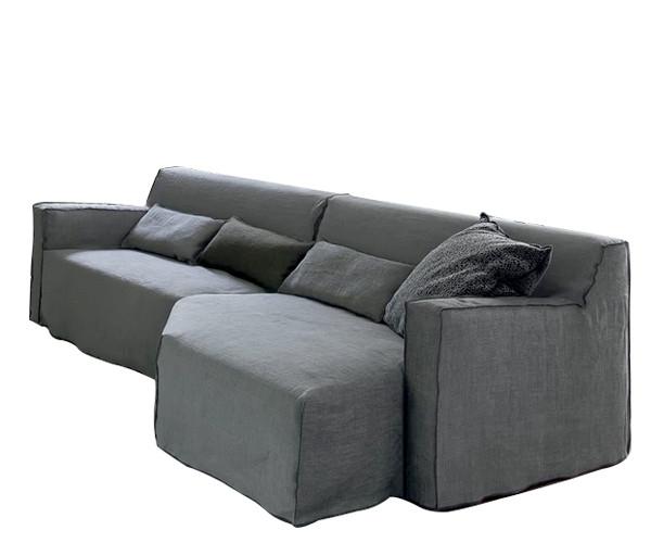 Gervasoni More Sofa 22R+07L - Inkl. Ekstra Betræk
