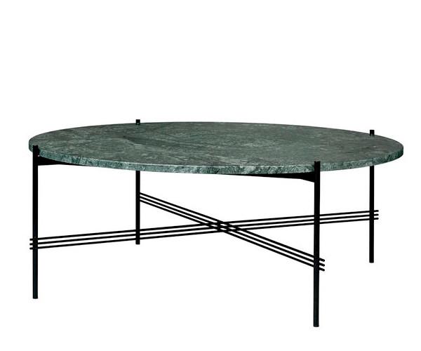 Gubi Ts Coffee Table Xl Dia 105cm Gr 248 N Marmor