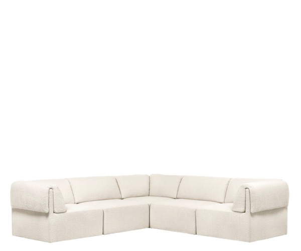 Gubi Wonder Sofa 2x3 Pers. - Karakorum 001