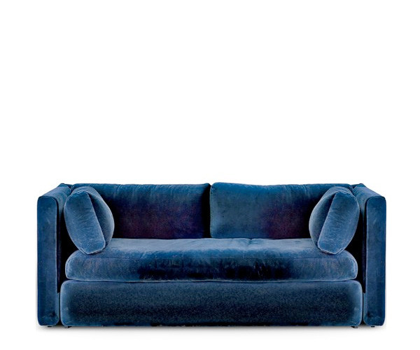 HAY Hackney 2 Personers Sofa - Velour