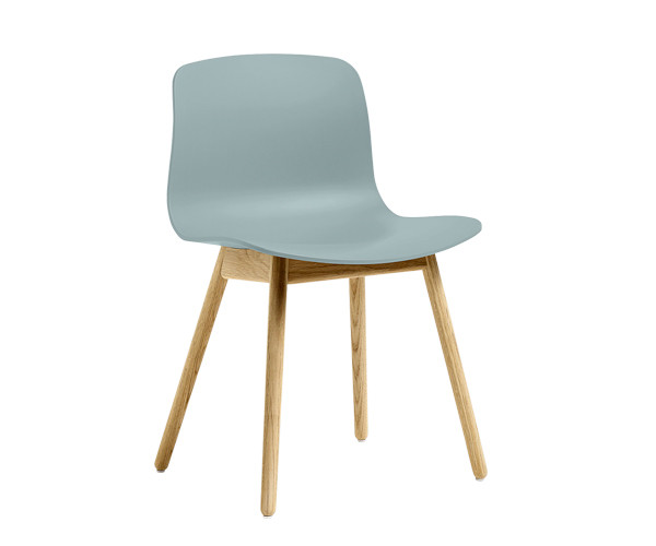 HAY About A Chair (AAC12) Dusty Blue Natur Eg