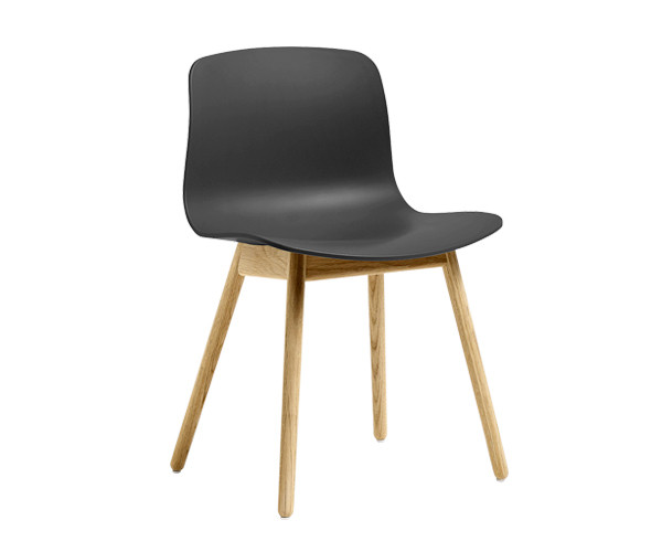 HAY About A Chair (AAC12) Soft black natur
