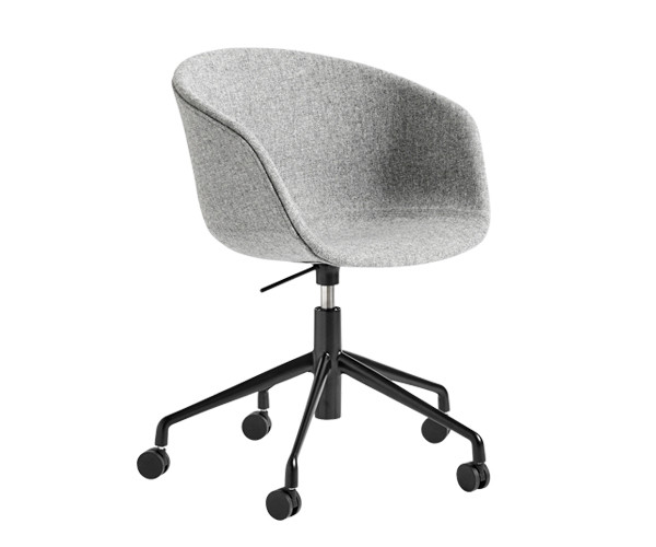 HAY About A Chair AAC53 Kontorstol Hallingdal Stof Kontorstole STOLE