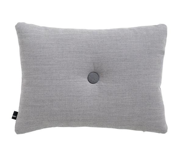 HAY Dot Cushion - Surface Stof - Light Grey