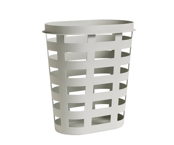 HAY Laundry Basket Lys Grå - Large