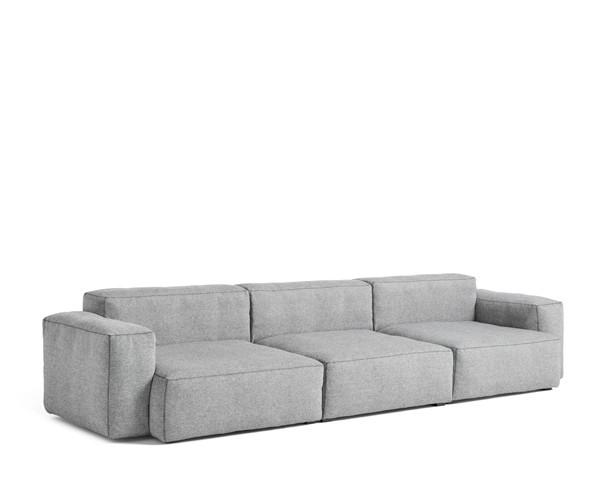 hay mags soft sofa low arm 3p hallingdal 126 modul hj rne rh trendbazaar dk