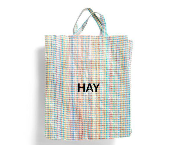 hay multi check shopper xl