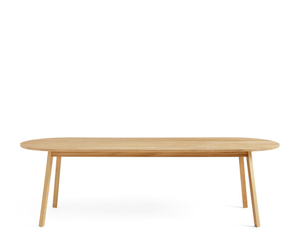 Hay Triangle Leg Table 250x85 cm. spisebord