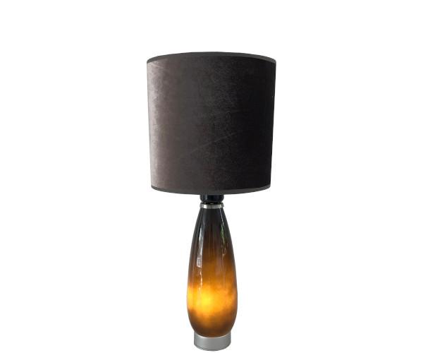 rue verte lampe flavia lampe lampe med lys i fod lara