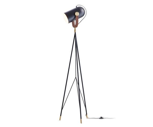 Le Klint Gulvlampe Eg - Le Klint Carronade Gulvlampe Standerlampe BELYSNING