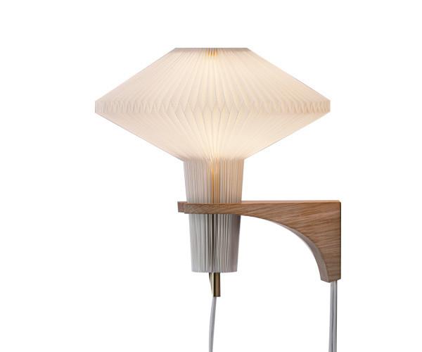 Le Klint 204 Væglampe - The Mushroom