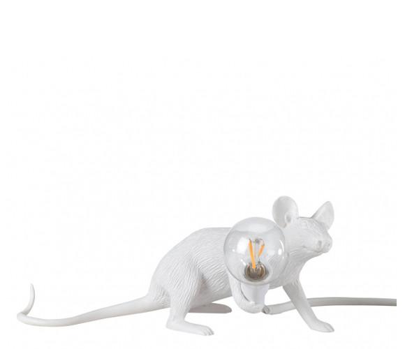 Seletti Mouse Lamp - Lyie Down Table
