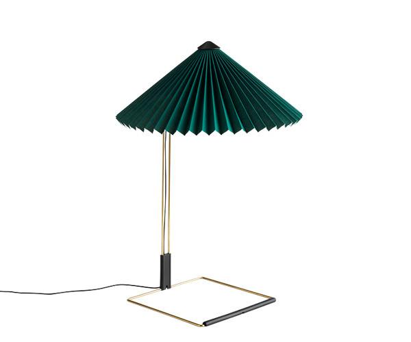 HAY Matin Bordlampe - Large - Grøn