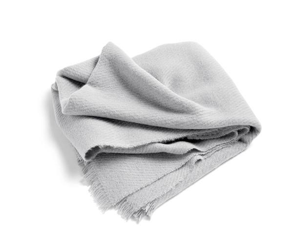 hay plaid blanket mono
