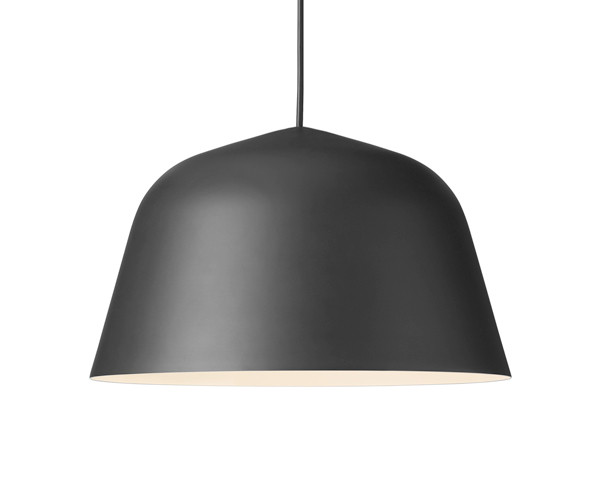 Muuto Ambit Pendel Lampe large Sort
