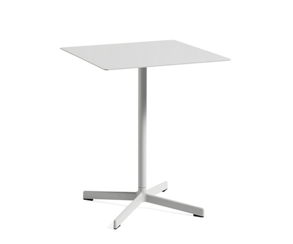 HAY Neu Table - Sky Grey - 60x60cm.