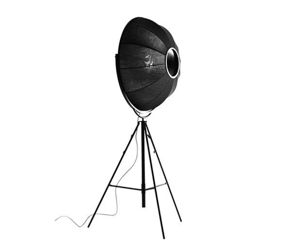 Pallucco Petite Fortuny lamp - Sort