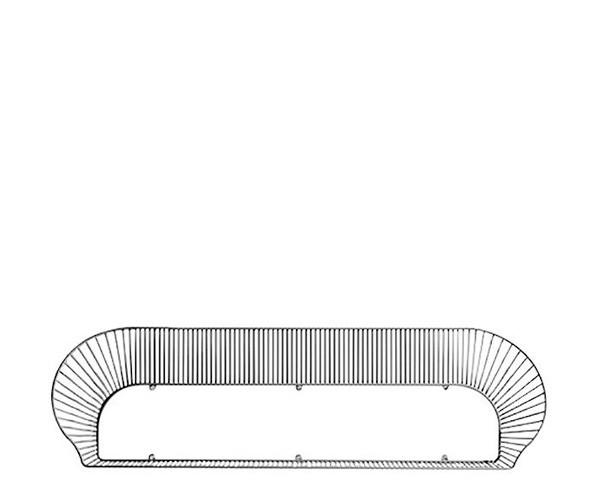 Petite Friture Small shelf Loop