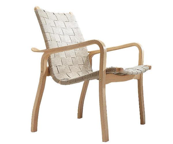 Superbly Swedese Primo Lav stol - Lænestole/Skamler - Stole KN88