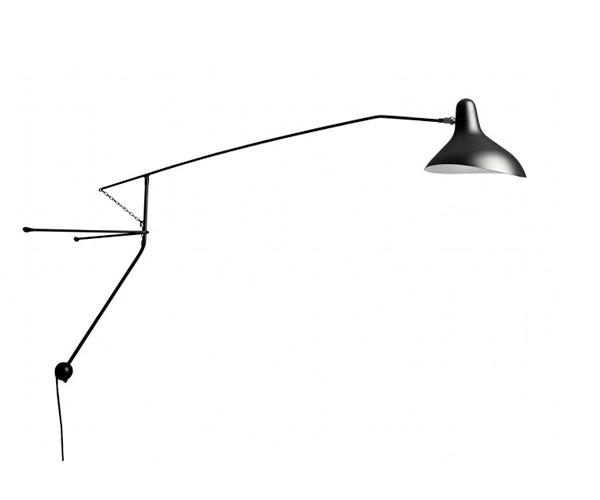 Mantis BS2 væglampe