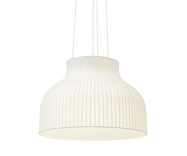 Muuto Strand Pendant Lampe - Dia.60cm. Open
